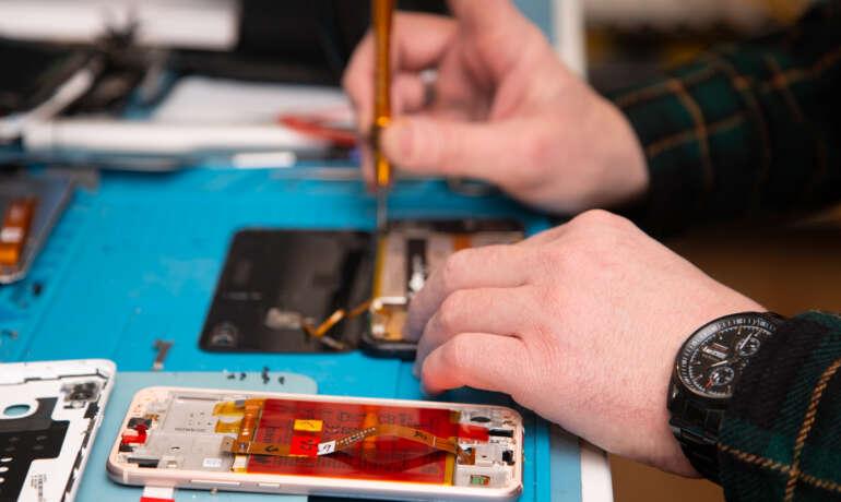iPhone Skärmbyte & Batteribyte& baksidabyte