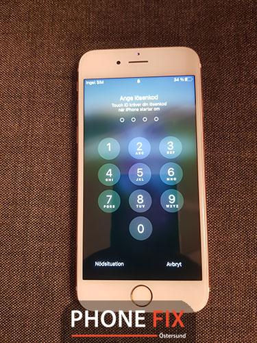 Iphone 6s skärmbyte