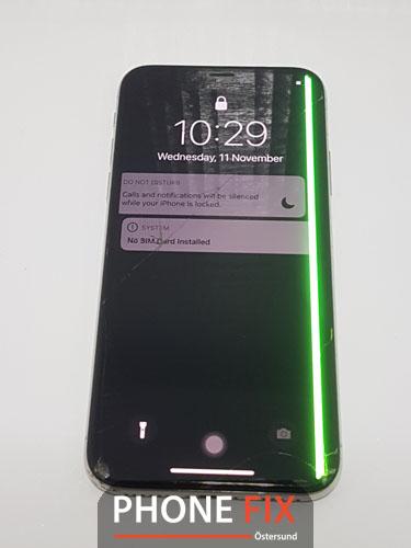Iphone X Skärmbyte