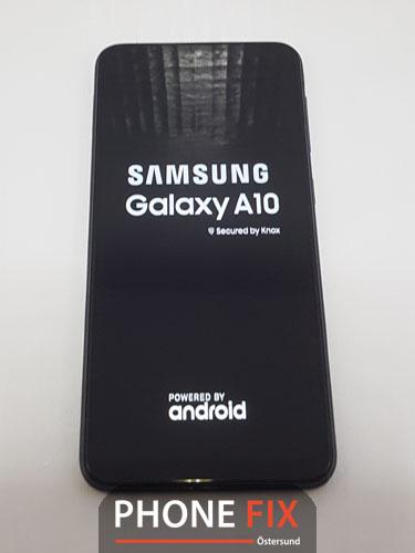 Samsung A10 Skärmbyte